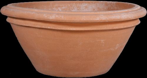 Catino Basso - Terra Cotta Planter - Tuscan Imports
