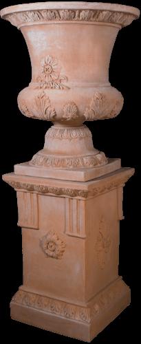 Vaso Mediceo Decorato - H866 & H867