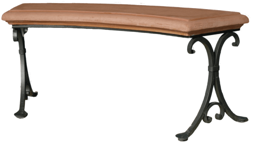 Panca Curvata Ferro - ZE342