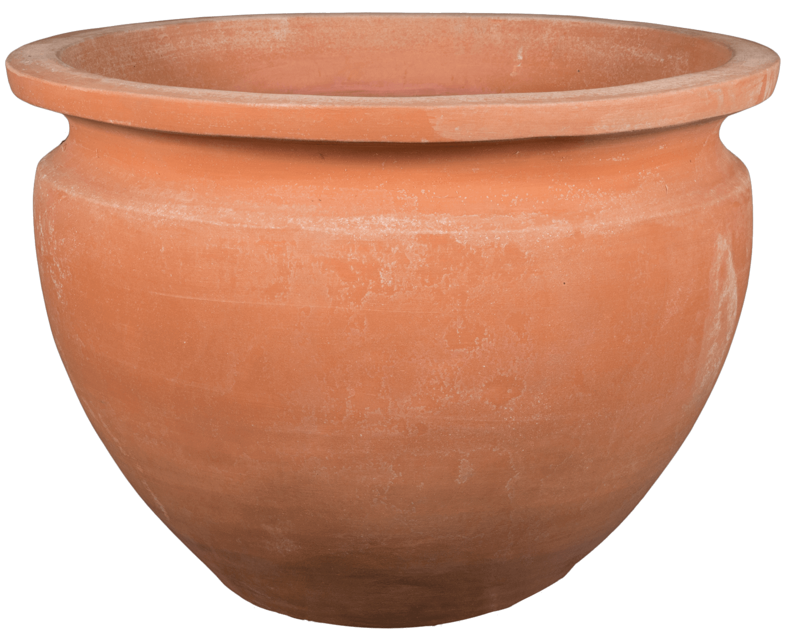 Terracotta Bowls From Tuscan Imports Are Handmade In