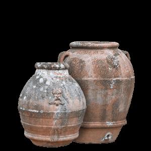 Antiques - Italian Terracotta Pottery