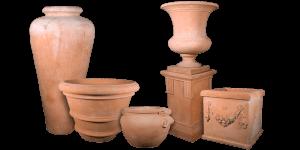 The Impruneta Collection - Italian Terracotta Pottery