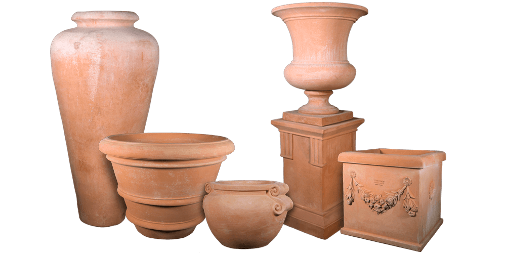The Impruneta Collection - Italian Terracotta Pottery