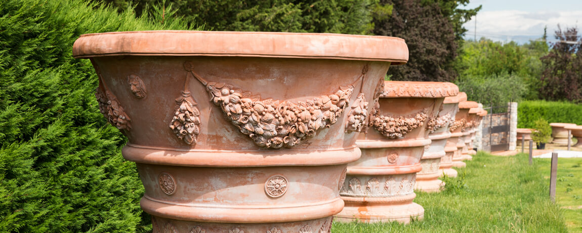Caring For Terracotta Pots By Tuscan Imports